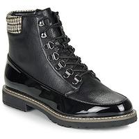 鞋子 女士 短筒靴 André ELBROUZ 黑色