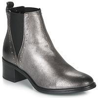 鞋子 女士 短筒靴 André NEWBURY 银色