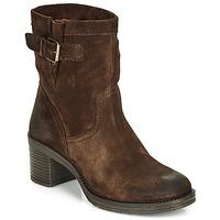 鞋子 女士 短靴 André MANDARINE 棕色