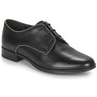 鞋子 女士 德比 André NATHALIE 黑色
