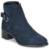 鞋子 女士 短靴 André MIRLITON 海蓝色