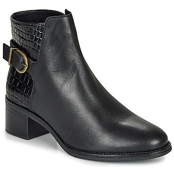 鞋子 女士 短靴 André MIRLITON 黑色