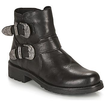 鞋子 女士 短筒靴 André NORCROSS 黑色