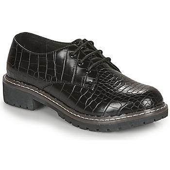 鞋子 女士 德比 André NEBULEUSE 黑色