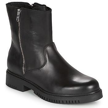 鞋子 女士 短筒靴 André NICCOLO 黑色