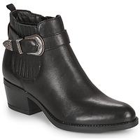 鞋子 女士 短靴 André MADAISY 黑色