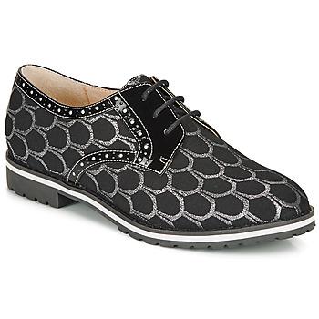 鞋子 女士 德比 André DERIVEUR 银色