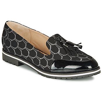 鞋子 女士 皮便鞋 André EMOTION 银色
