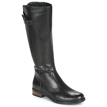 鞋子 女士 都市靴 André MAPEL 黑色