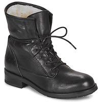 鞋子 女士 短筒靴 André NETTY 黑色