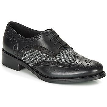 鞋子 女士 德比 André EGLANTINE 黑色