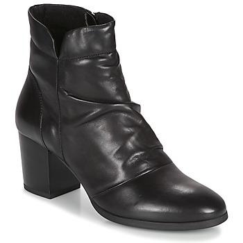 鞋子 女士 短靴 André EBENE 黑色