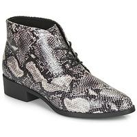 鞋子 女士 短筒靴 André NECTARINE 灰色