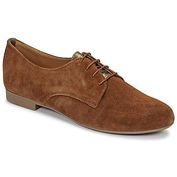 鞋子 女士 德比 André CAMARADE 驼色