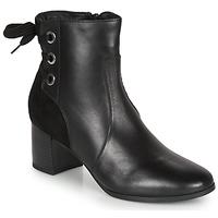 鞋子 女士 短靴 André MANON 黑色