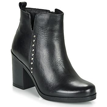 鞋子 女士 短靴 André NOURA 黑色