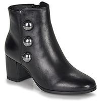 鞋子 女士 短靴 André NELLA 黑色