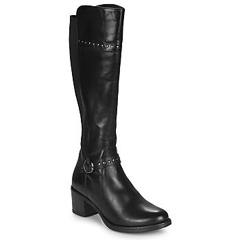 鞋子 女士 德比 André MANOU 黑色