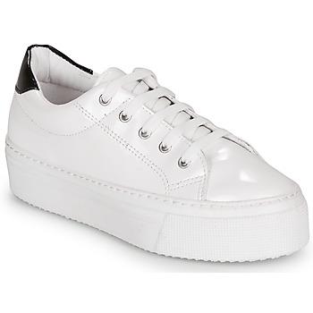 鞋子 女士 球鞋基本款 André SODA 白色