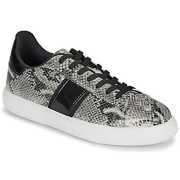 鞋子 女士 球鞋基本款 André FRISBEE 灰色