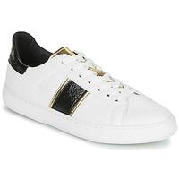 鞋子 女士 球鞋基本款 André FRISBEE 白色