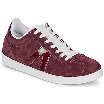 鞋子 女士 球鞋基本款 André SPRINTER 波尔多红