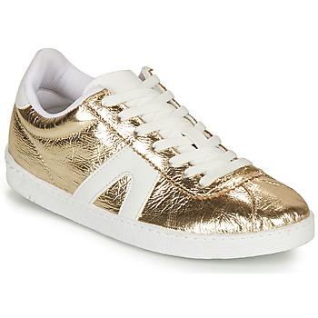 鞋子 女士 球鞋基本款 André SPRINTER 金色