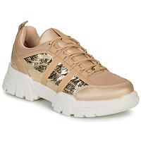 鞋子 女士 球鞋基本款 André ALLEGA 金色