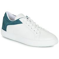 鞋子 女士 球鞋基本款 André BAILA 绿色