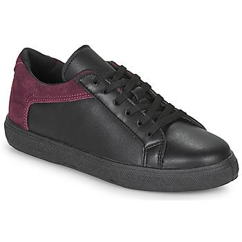 鞋子 女士 球鞋基本款 André BAILA 黑色