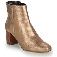 鞋子 女士 短靴 André LAPA 金色