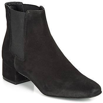 鞋子 女士 短筒靴 André ECLAIRCIE 黑色