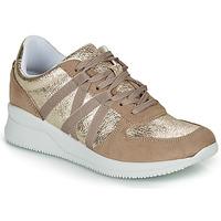 鞋子 女士 球鞋基本款 André ALLURE 金色