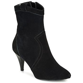 鞋子 女士 短靴 André EIKO 黑色