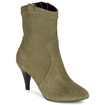鞋子 女士 短靴 André EIKO 绿色