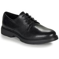 鞋子 男士 德比 André CHAD 黑色