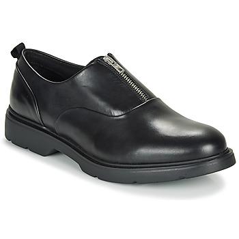 鞋子 男士 系带短筒靴 André BRADON 黑色