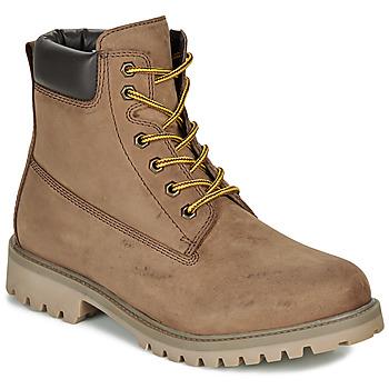 鞋子 男士 短筒靴 André ASPEN 棕色