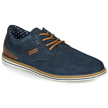 鞋子 男士 德比 André MARTIAL 海蓝色