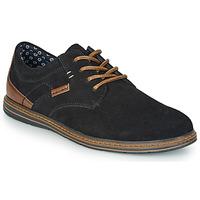 鞋子 男士 德比 André MARTIAL 黑色