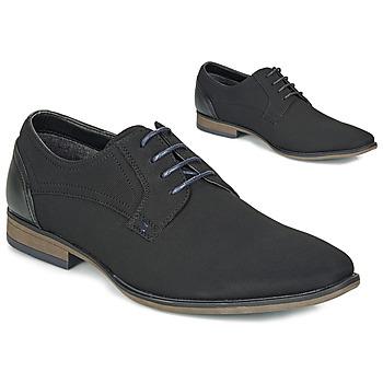 鞋子 男士 德比 André FYLON 黑色