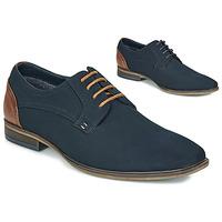 鞋子 男士 德比 André FYLON 海蓝色