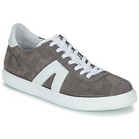 鞋子 男士 球鞋基本款 André GILOT 灰色