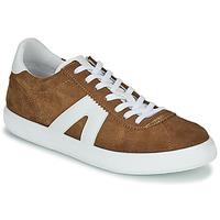 鞋子 男士 球鞋基本款 André GILOT 驼色