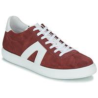 鞋子 男士 球鞋基本款 André GILOT 波尔多红