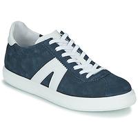 鞋子 男士 球鞋基本款 André GILOT 蓝色