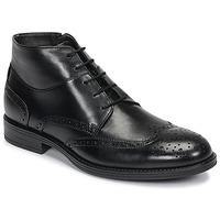 鞋子 男士 短筒靴 André LORMAND 黑色