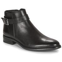 鞋子 男士 短筒靴 André NORDY 黑色