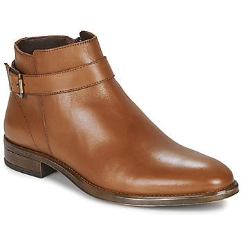 鞋子 男士 短筒靴 André NORDY 棕色