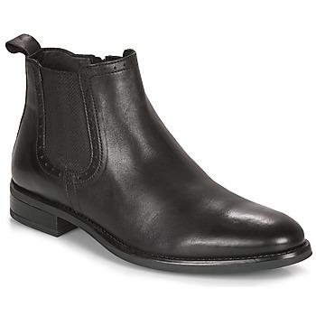 鞋子 男士 短筒靴 André NORLAND 黑色